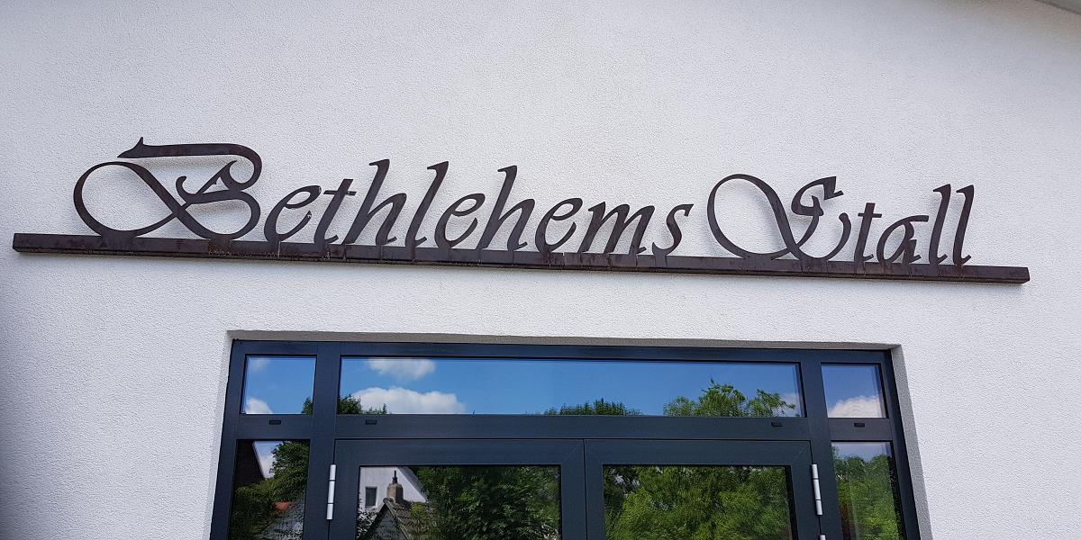 Bethlemens Stall Eingang