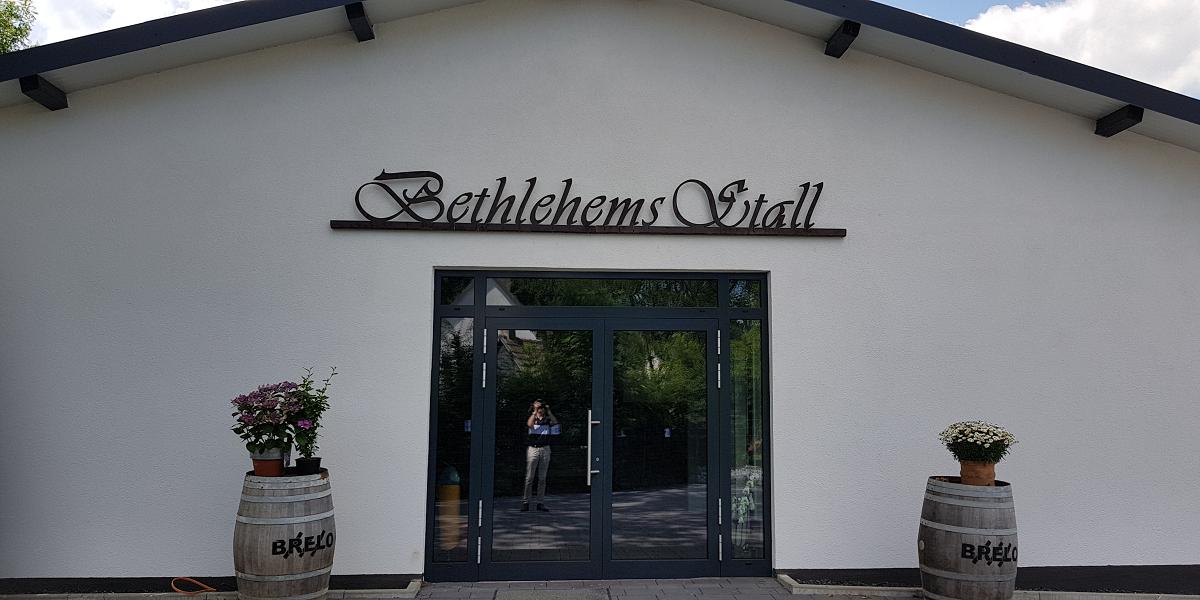 Bethlehems Stall Fronsteite