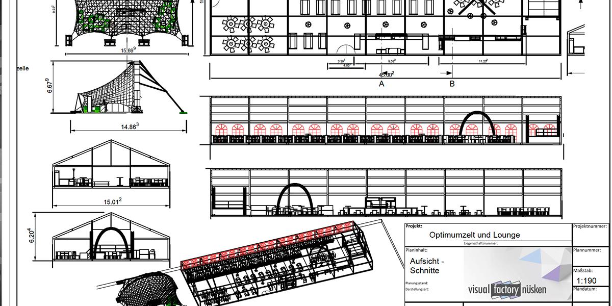 Eventdesign Planung
